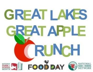 Great Lakes Great Apple Crunch