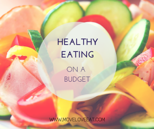 healthy budget eating